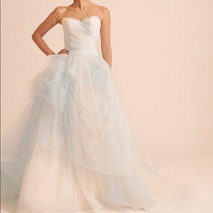 Vera Wang Ombre Tulle Wedding Dress